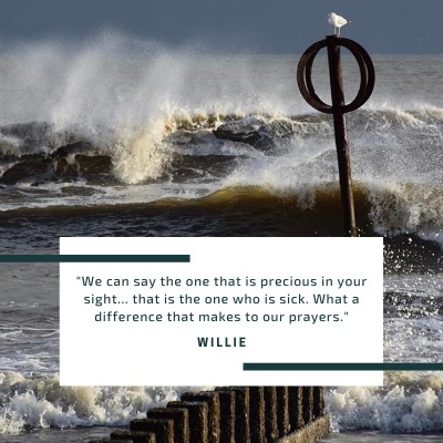 willie quote pic