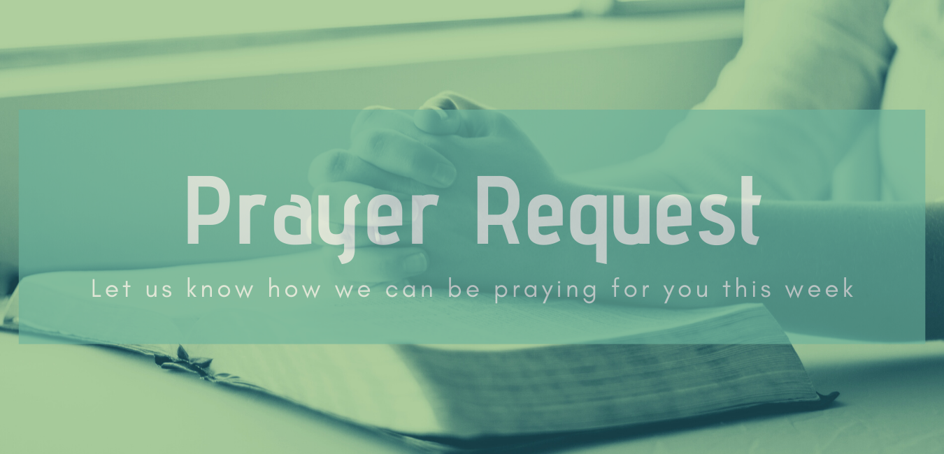 Prayer request header