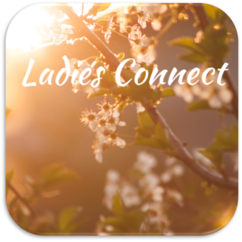ladies connect button
