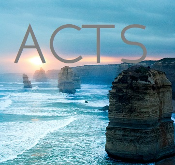 Acts for sermons