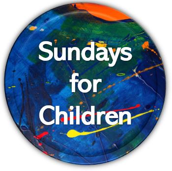 Sundays for children button