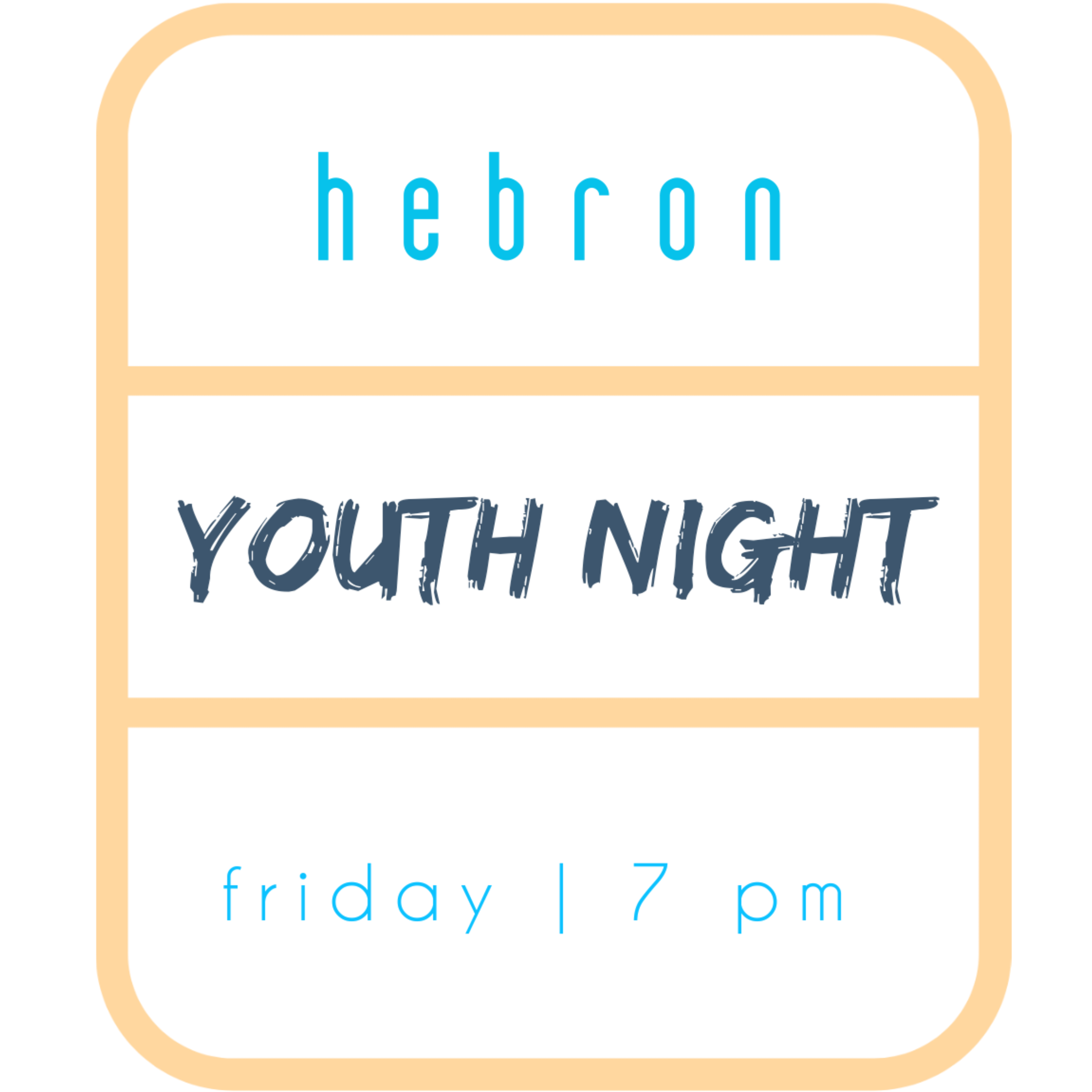 Youth Night logo