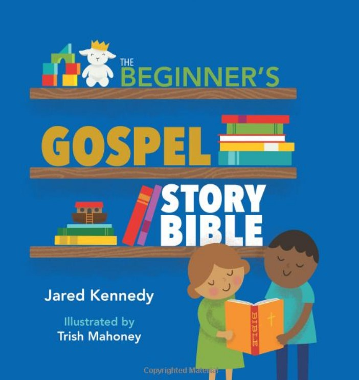 beginners Gospel Story Bible
