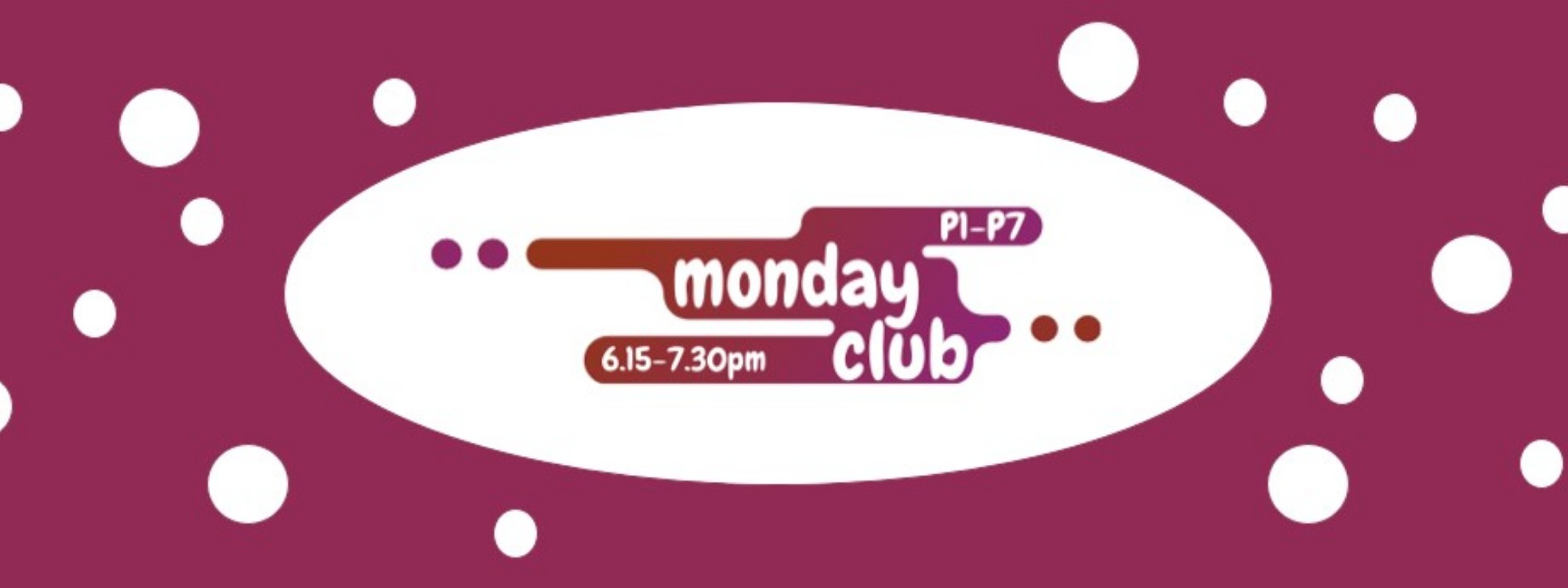 Monday Club banner new